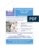 Open Day Studi Cognitivi Modena
