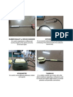 Phy Ana instruments