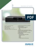 OC 2700 Leaflet