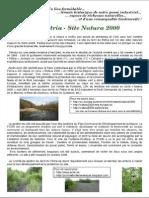 Terril Du Petria Site Natura 2000
