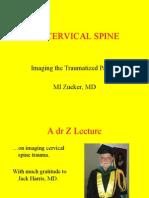 Imagingthe Cervical Spine