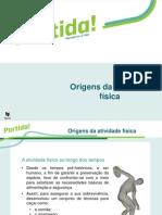 7_Origens da atividade física