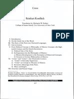 Koselleck, Reinhart_ Crisis