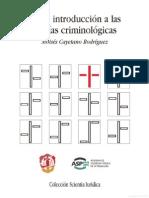 Breve introducción a las teorías criminológicas-moises cayetano