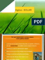 Presentación COCINA SOLAR SEPTIEMBRE 2013