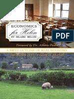 Hilaire Belloc-Economics for Helen (2005)