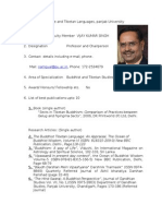Faculty Profile V. K. Singh.doc