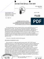 4 29 08 Sparks Municipal Court Indigent Defense Commission Plan 08-33182
