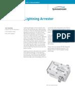 DS GPS Inline Lighting Arrestor