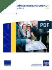 Formación y herramientas para la implicación de agentes locales   Boletín URBACT Octubre 2013