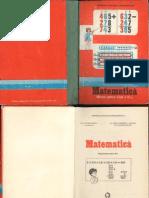 117370683 Manual de Matematica Clasa a III A