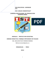 Modulo Proteccion Vegetal u.d Mip