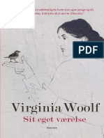 Woolf, Sit Eget Vaerelse_Laeseproeve