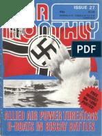 (1976) War Monthly, Issue No.27