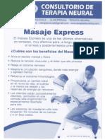 Masaje Express