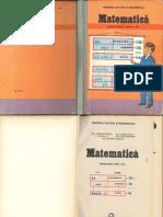 116267619 Manual Matematica Clasa a II a 1989(1)