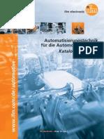 Automobilindustrie Katalog Deutsch 2013-2014