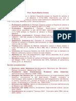 N. 1 - Comitato Scientifico Prof. Paola Radici Colace