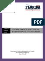 Dealer Handbook