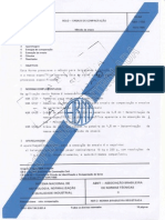 NBR 7182.86 _ SOLO _ Ensaio de compactação