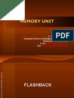 09 Memory Units Rajon