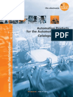 Ifm Automotive Industry Catalogue English 2013-2014