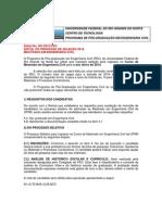 Edital PEC 2013.1