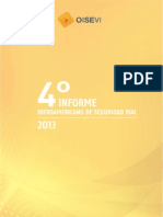 Cuarto Informe Iberoamericano 2013