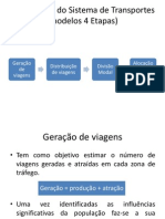 Modelagem Do Sistema de Transportes (Modelos 4 Etapas) (1)