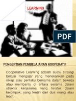 Cooperatif Learning