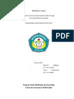 98078248 Proposal Usaha