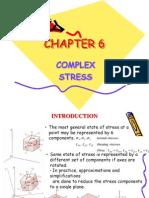 Chapter 6 - COMPLEX STRESS.ppt