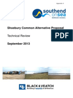 Shoebury Common Alternative Proposal