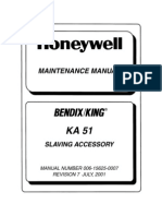 KA 51 Maintenance