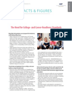 The Need for College- and Career-Readiness Standards