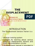 Transducers and Instrumentation Trainer