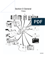 Volvo 200 Series DataSheet Section 0; General Identification Plates