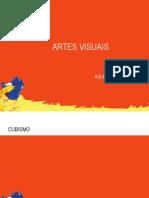 ARTES_VISUAIS Cubismo Futurismo Abstracionismo Bahuas