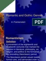 Romanticism Gothic