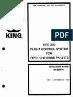 Century Iii Autopilot installation Manual