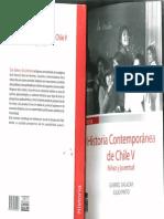 Historia Contemporanea de Chile- Completo