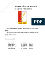 Aircraft Communications Addressing and Reporting System