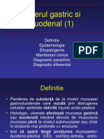 CURS_Ulcerul Gastric Si Duodenal 1