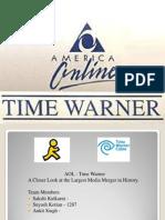 AOL - TimeWarner