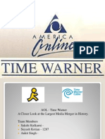 AOL - TimeWarner