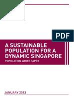Exec Summary Population White Paper