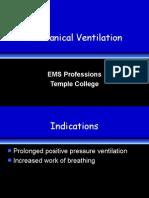 Mechanical Ventilation NSC-1