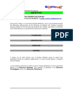 Manual Del Tiempo Estandar Mmtr u02
