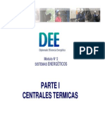 Clase 1 Centrales Termicas I