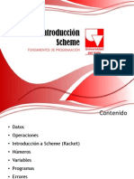 Introduccion a Scheme